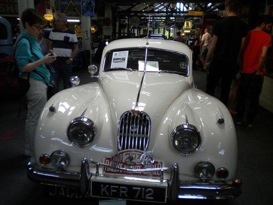 Lakeland Motor Museum: Typical car