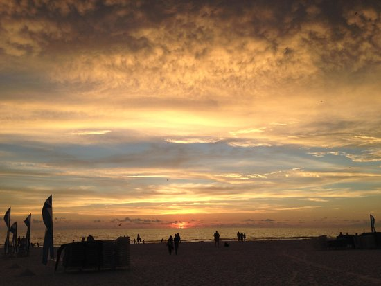 Loews Don CeSar Hotel : great sunsets