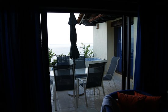 Lindo Mar Resort : 901's balcony