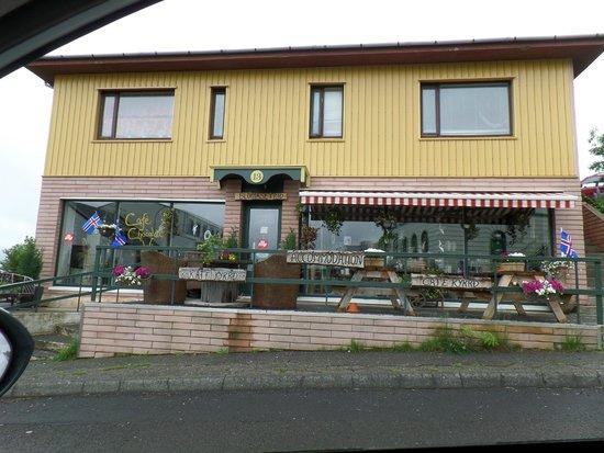Blomasetrid: street view