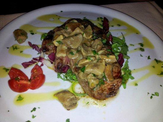 Jope Ristorante Steak House: Angus argentino ai porcini