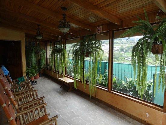 "Camino Verde Bed & Breakfast Monteverde: ""Lesesaal"""