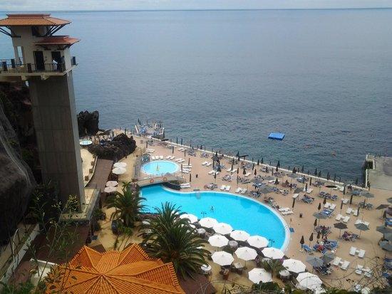 Hotel The Cliff Bay: Aussen-Pool