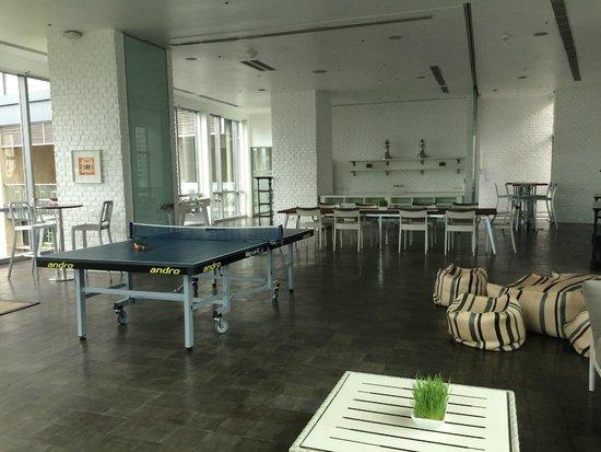 Oriental Residence Bangkok : Game room
