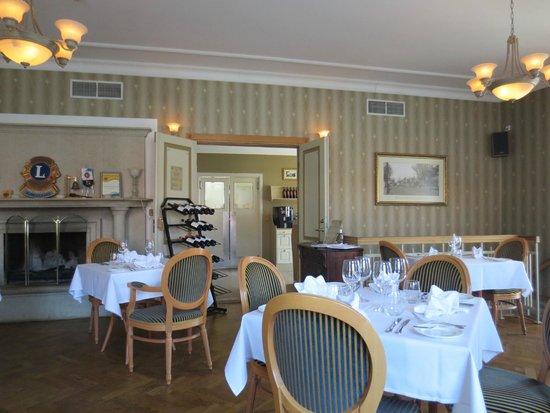 Arensburg Restaurant: Интерьер