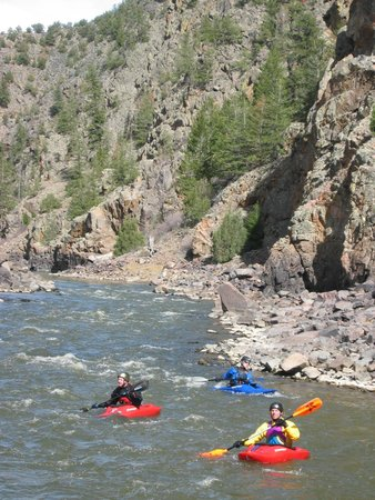 Edwards, CO: Kayaking