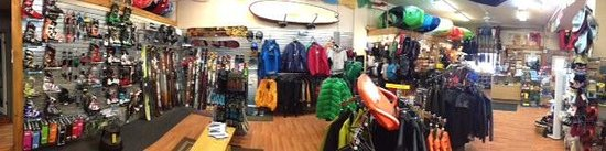Alpine Quest Sports: Store