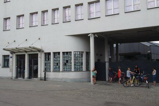 Oskar Schindler's Factory: Factory (museum) entrance