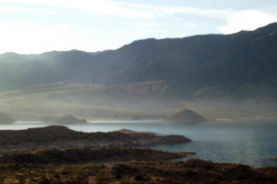 Potrerillos Dam: Potreillos, Ar
