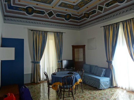 Agave Residence Lipari: Chambre