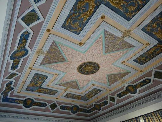 Agave Residence Lipari: Plafond chambre