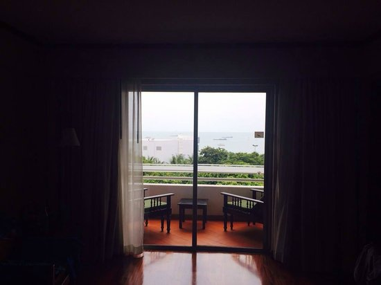AVANI Pattaya Resort & Spa: The view from the room