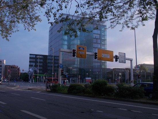 Ibis Heidelberg Hauptbahnhof: vista