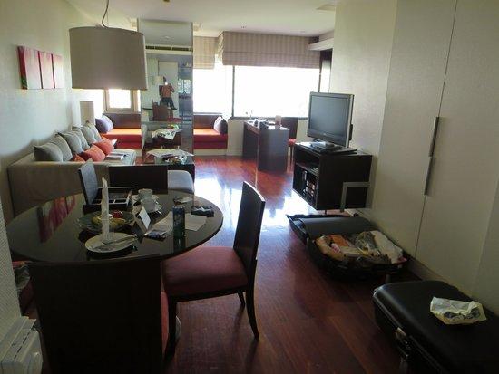 Siri Sathorn Executive Serviced Residence : Room