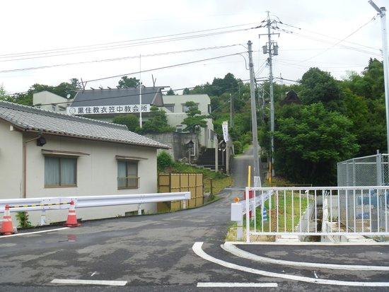Tenno Shrine: 「参道」
