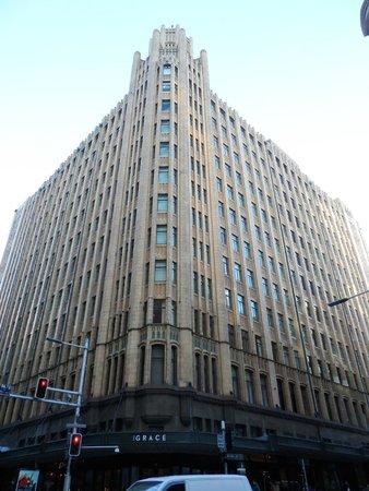 The Grace Hotel Sydney: Prédio do Hotel