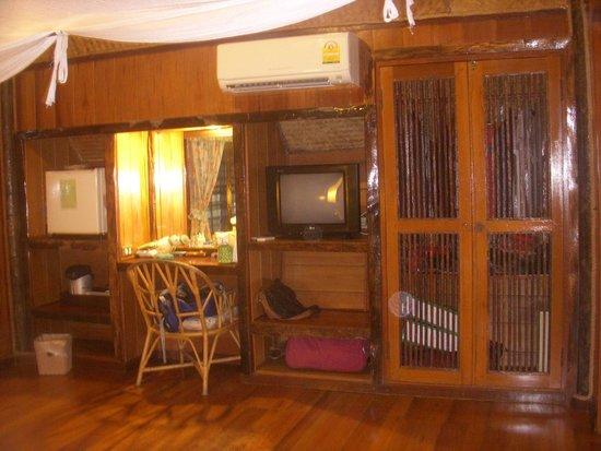 Banpu Koh Chang Resort: deluxe bungalow