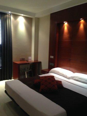 Hotel Francisco I : комната