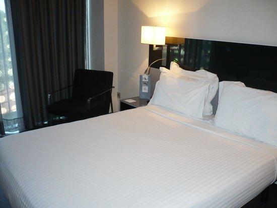Eurostars Palace: bedroom