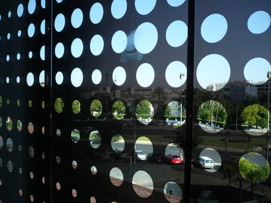 Eurostars Palace: view