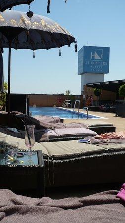 Eurostars Palace : swimming pool