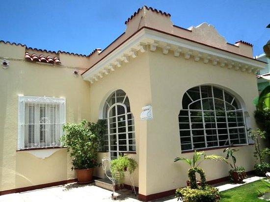Casa Park: fachada
