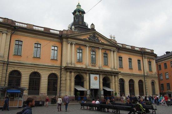 The Nobel Museum: the museum