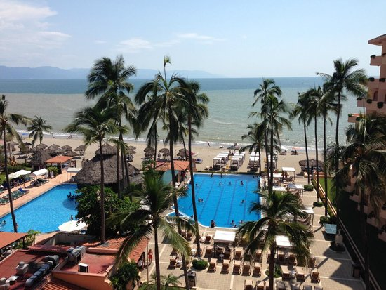 Crown Paradise Golden Resort Puerto Vallarta: Woke up to this!