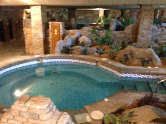 Playacartaya Spa Hotel: basen i spa w hotelu - 19euro/osoba