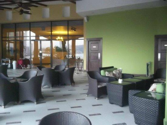 Plaza Paitilla Inn: Comedor