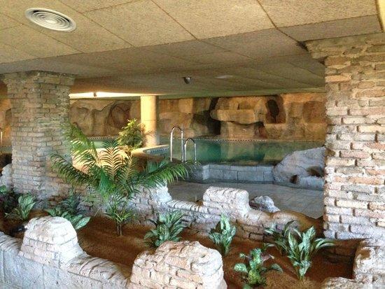 Cartaya, Spain: basen i spa w hotelu - 19euro/osoba