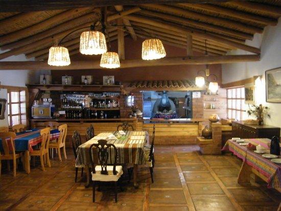 Hotel & Restaurante Tampumayu: ristorante