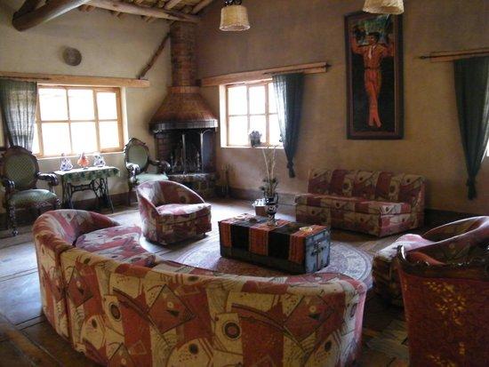 Hotel & Restaurante Tampumayu: reception