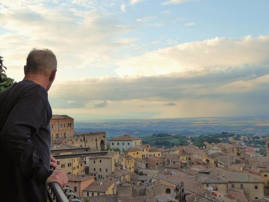 Meuble il Riccio: A mind-blowing view
