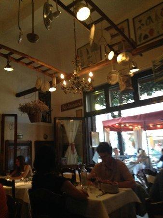 La Montanara: restaurant