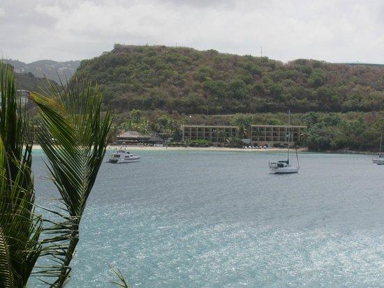 Emerald Beach Resort: View from a distance