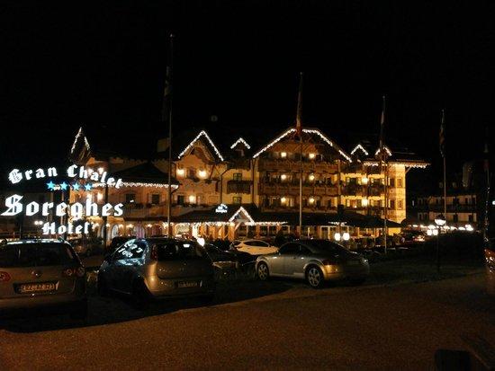 Hotel & Club Gran Chalet Soreghes : Albergo