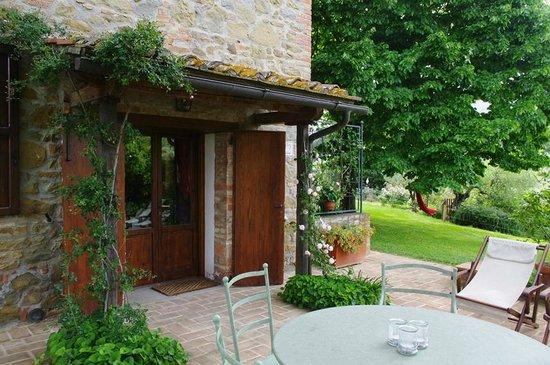 Il Fontanaro : Entrance to Frantoio