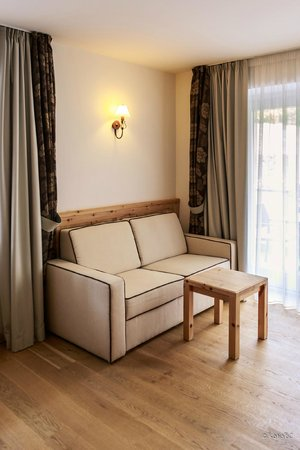 Alpenresort Belvedere Wellness & Beauty: Salottino Junior Suite