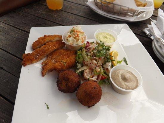 The Cracked Conch by the Sea: Conch Platter