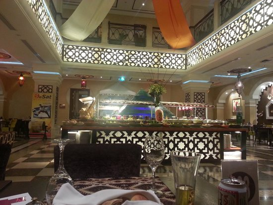 Crowne Plaza Al Khobar: Restaurant1