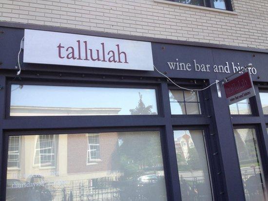 Terrific Tallulahs !