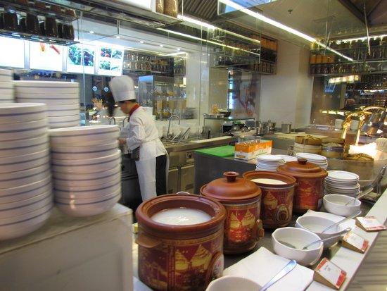 Traders Hotel, Beijing: colazione