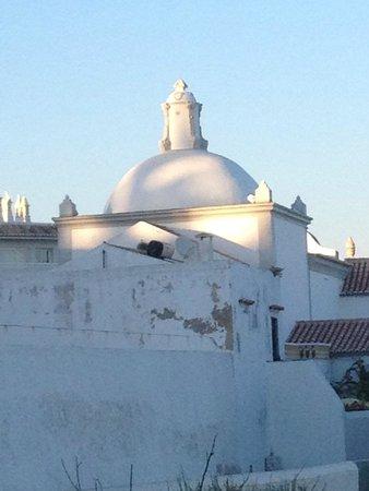 Rocamar Exclusive Hotel & Spa: church