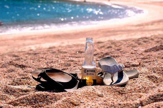 Santa Maria Beach: Another rough day at Santa Maria