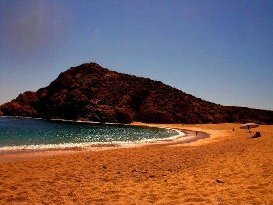 Santa Maria Beach: Beautiful