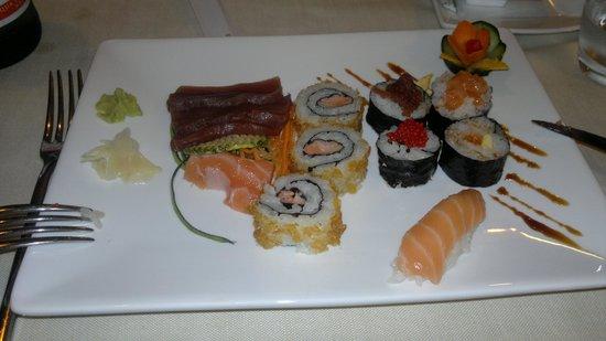 sushi La Lepanto