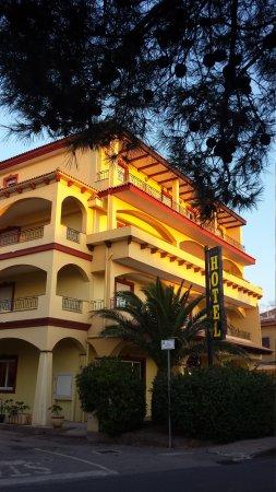 Hotel Rosa dei Venti : l'hôtel