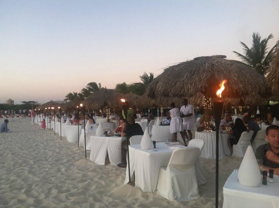 Passions on the Beach : Perfect atmosphere
