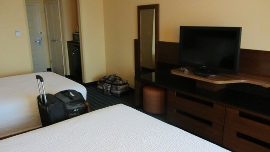 Fairfield Inn & Suites Orlando International Drive/Convention Center: Zimmer